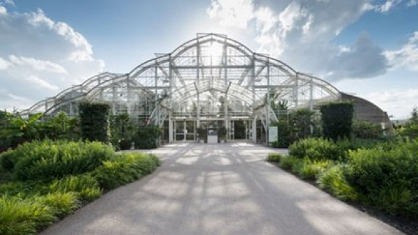 The Glasshouse at Wisley