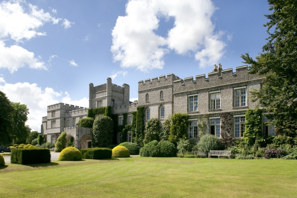 West Dean House and Gardens