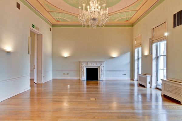 Asia House is home to three Georgian Style ballrooms of varying size - perfect for dinners, conferences and party receptions