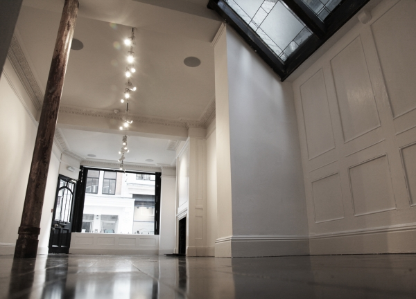 Our venue is a blank canvas with flexible space spread across two floors for any type of event. 